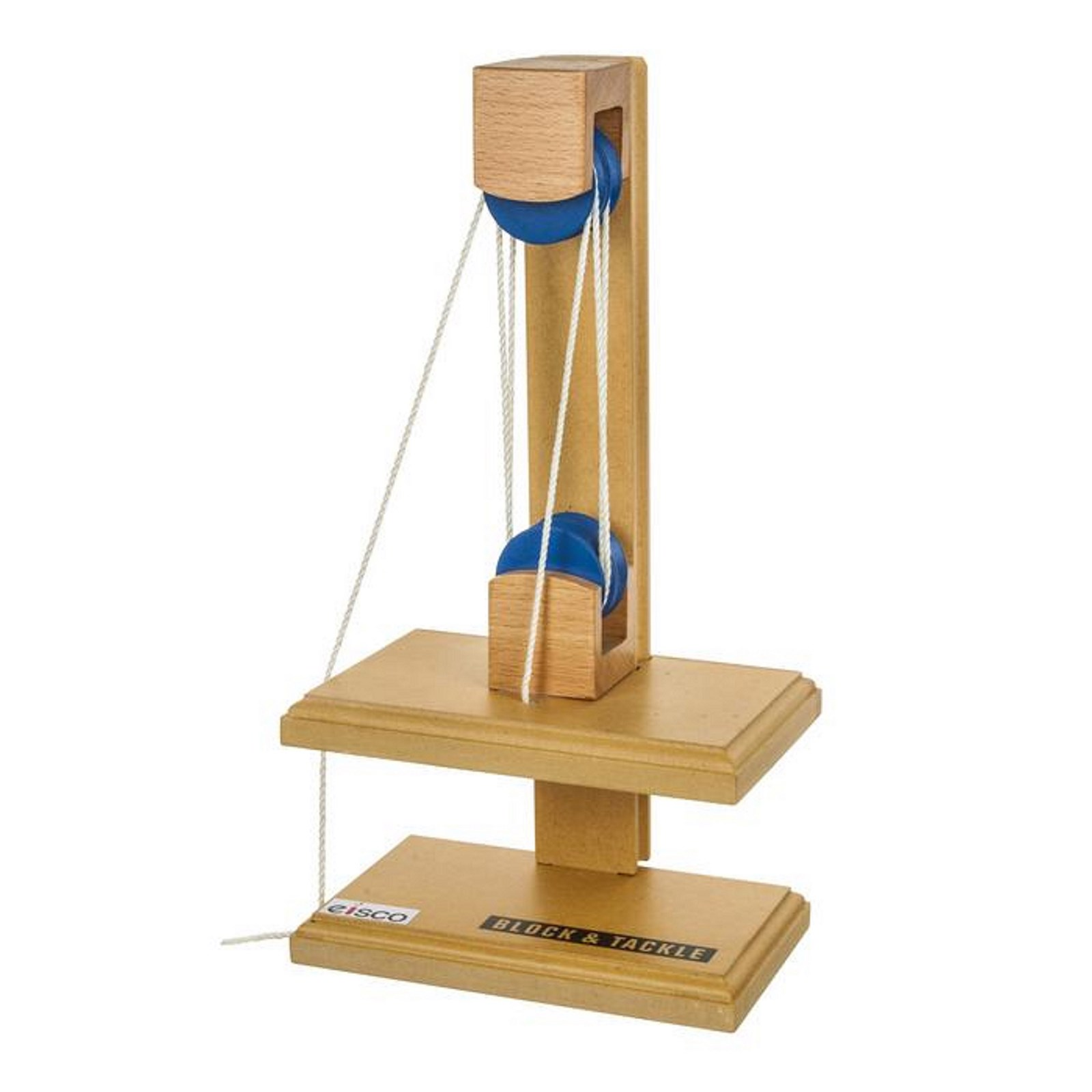 Simple Machines Block And Tackle