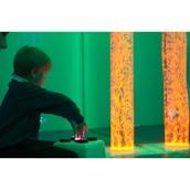 Interactive Bubble Tube With Remote