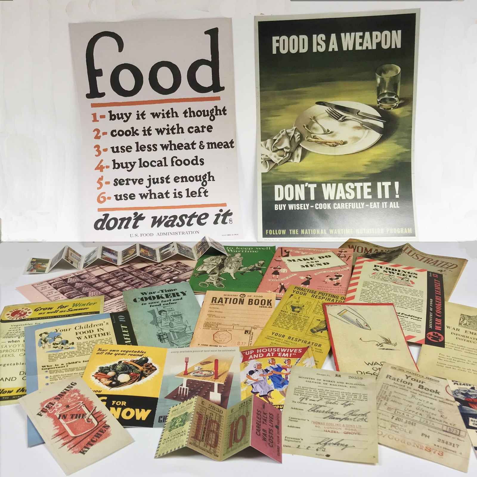 WW2 Rationing Remembered