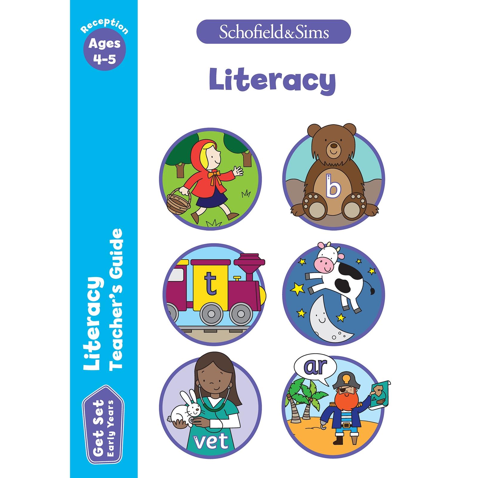 Get Set Literacy : Teachers Guide
