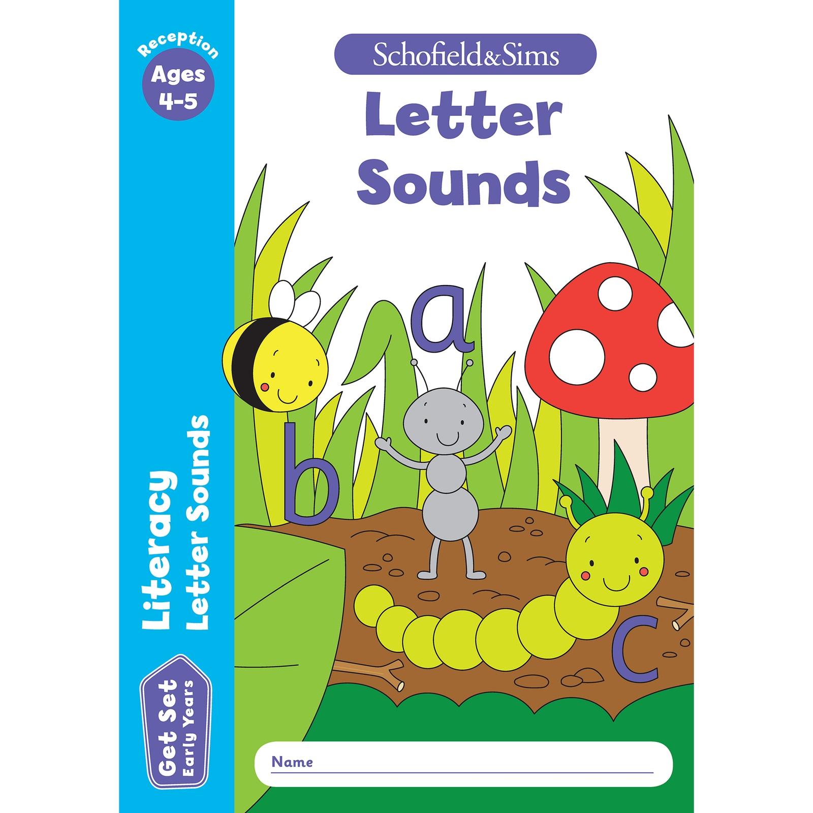 Get Set Literacy : Letter Sounds