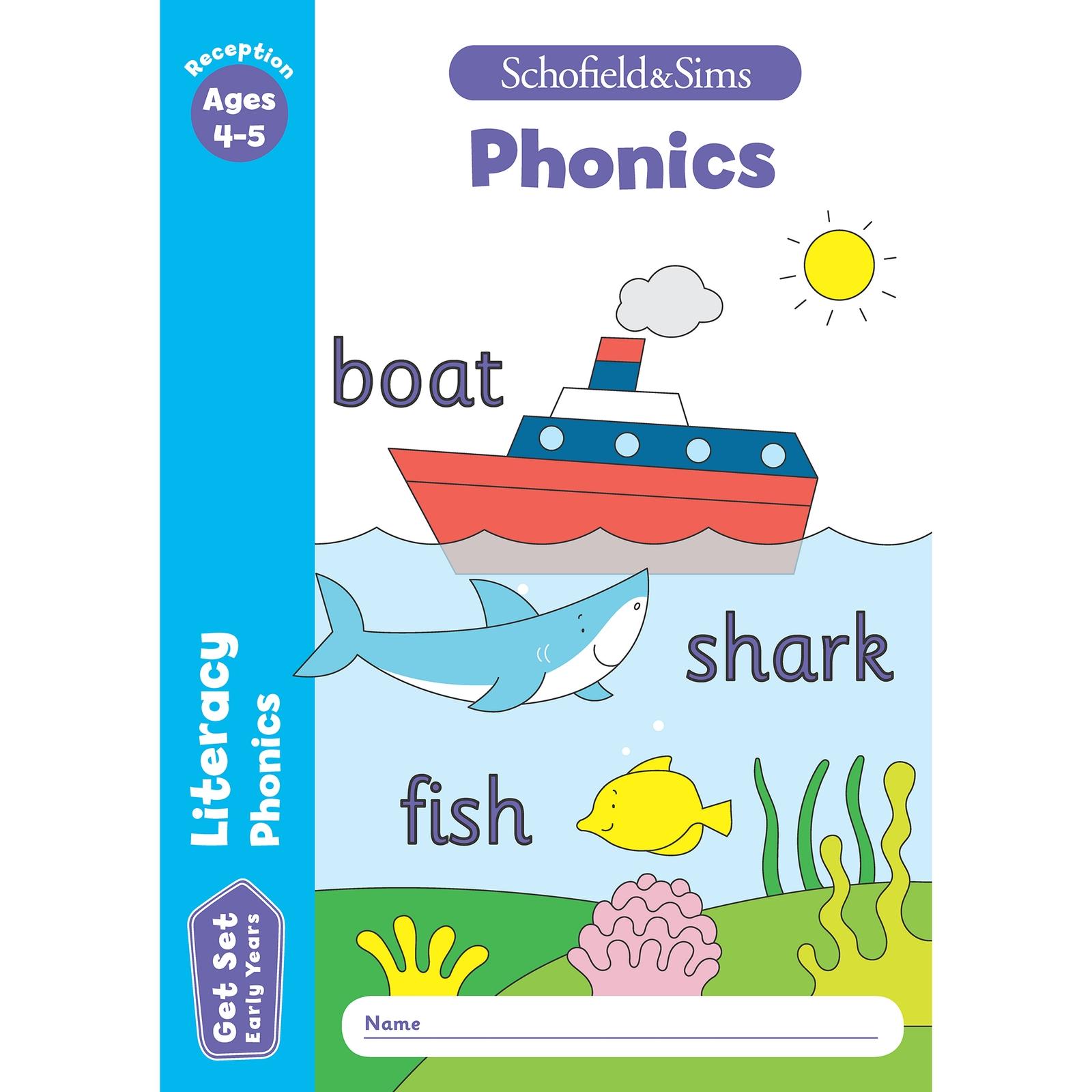 Get Set Literacy : Phonics