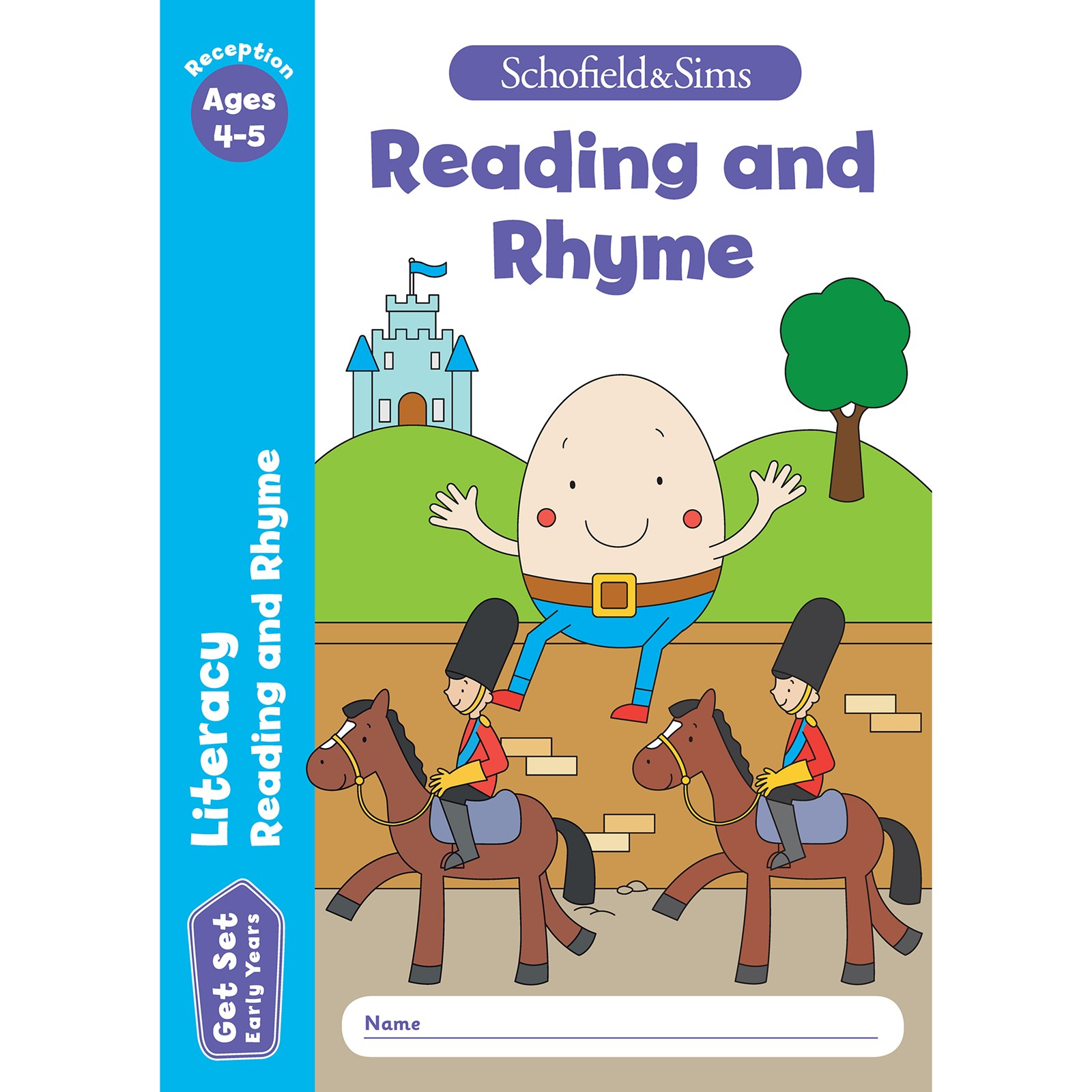 Get Set Literacy : Reading and Rhyme