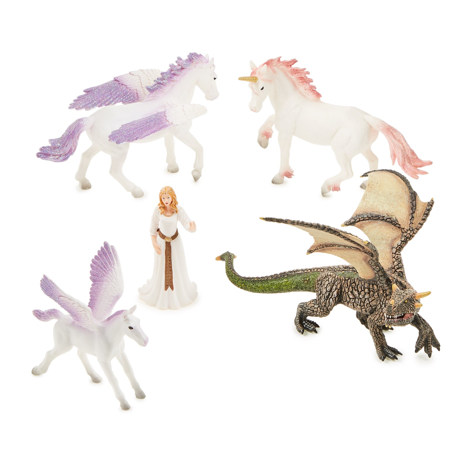 Mythical Creatures Set from Hope Education