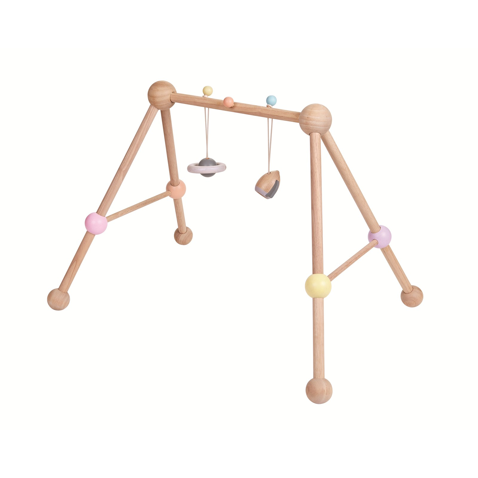 PlanToys® Wooden Baby Gym