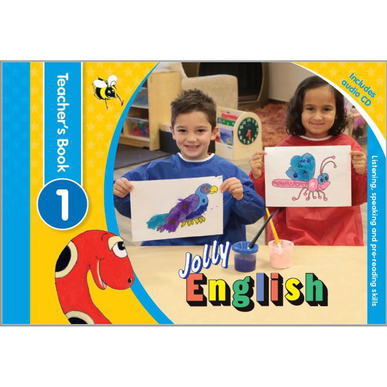 Jolly English Teachers Kit