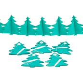 Paper Tree Garland Pack of 6