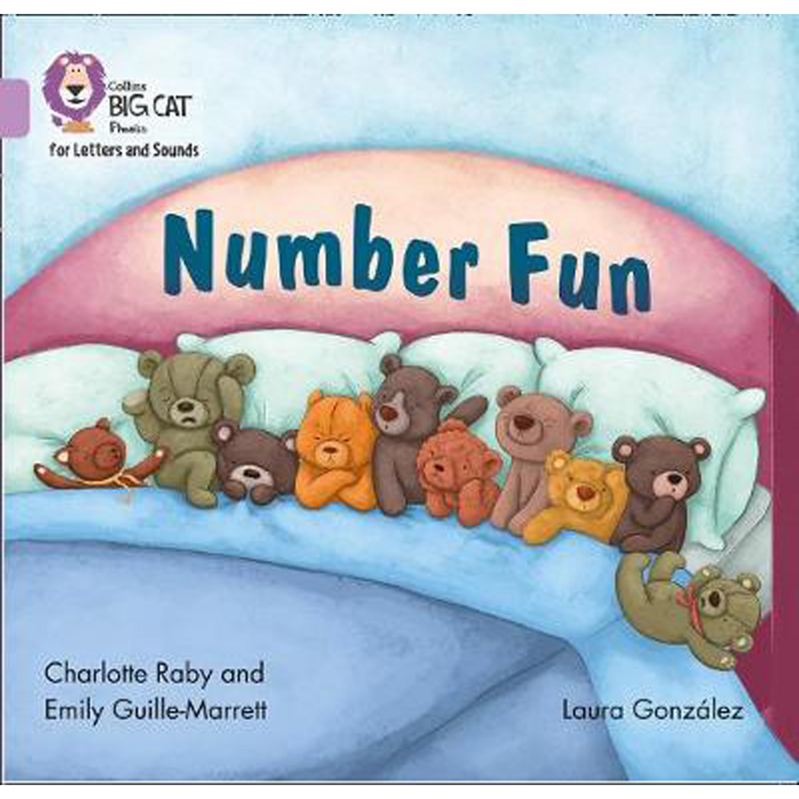 Phonics: Phase 1 Book Pack - Pack of 24