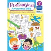 Phonological Awareness Skills Book 1