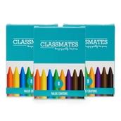 Classmates Value Crayons - Pack 24