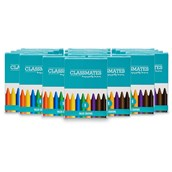 Classmates Value Crayons - Pack 144