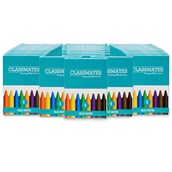 Classmates Value Crayons - Pack 288