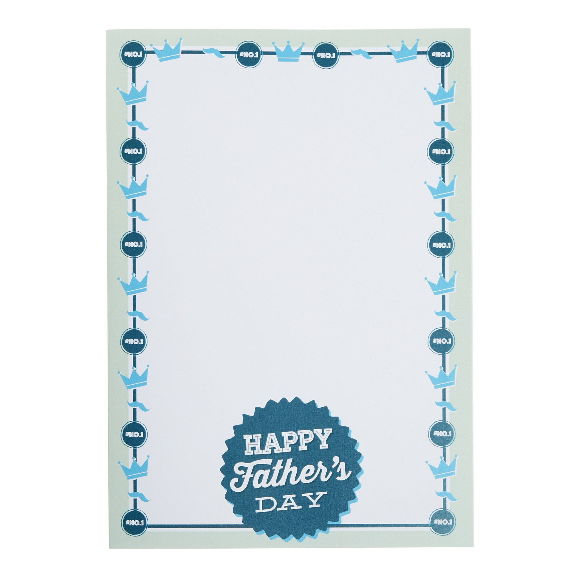 A4 Fathers Day Cards 160gsm (Pack of 50)