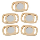 Easy Hold Mirror - Pack of 5