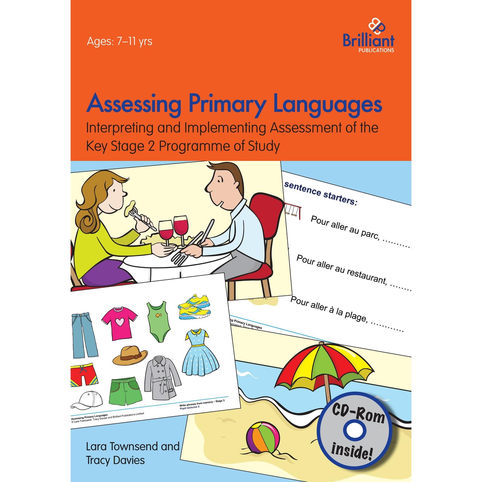 Assessing Primary Languages