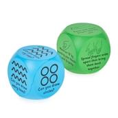 Handwriting Warmup Cubes
