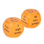 Gross Motor Skills Cubes