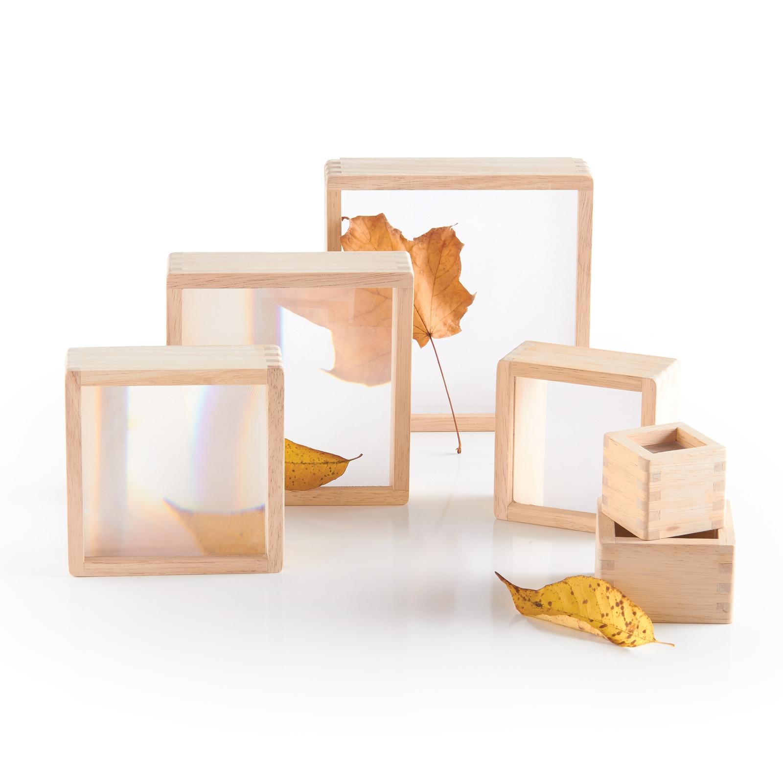 Magnification Blocks