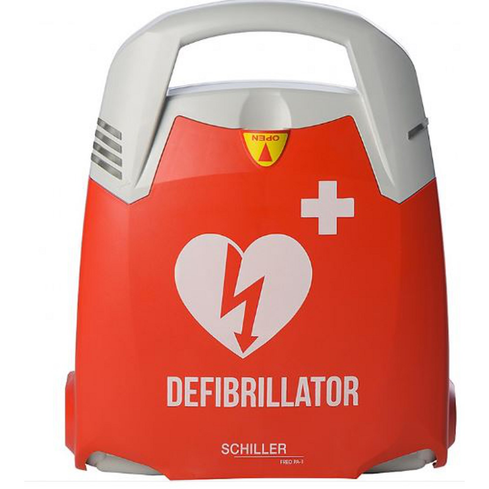 Schiller Public Access Defibrillator
