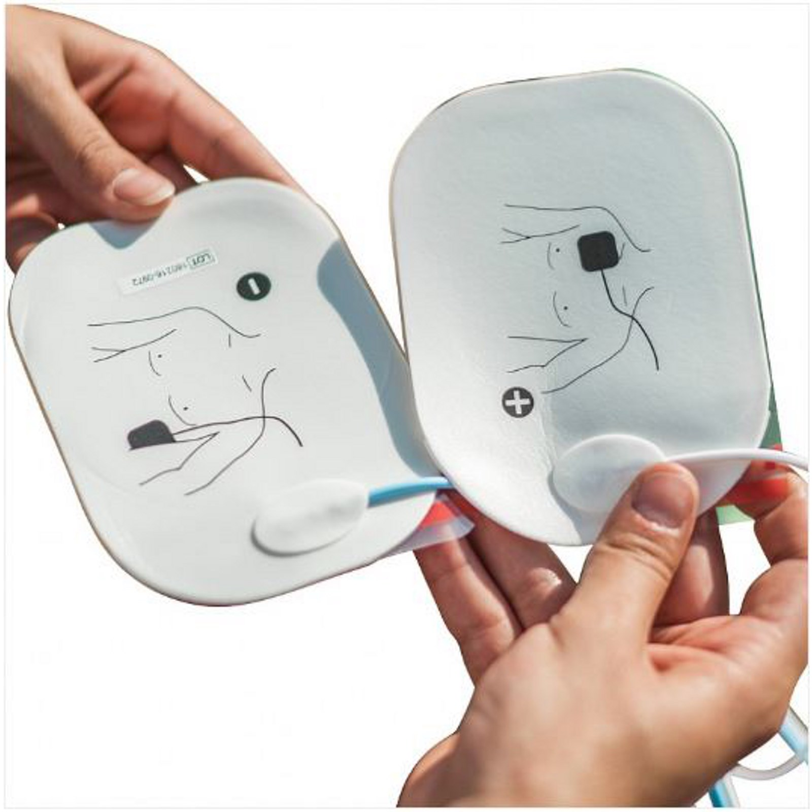 Schiller Adult Defibrillation Pads