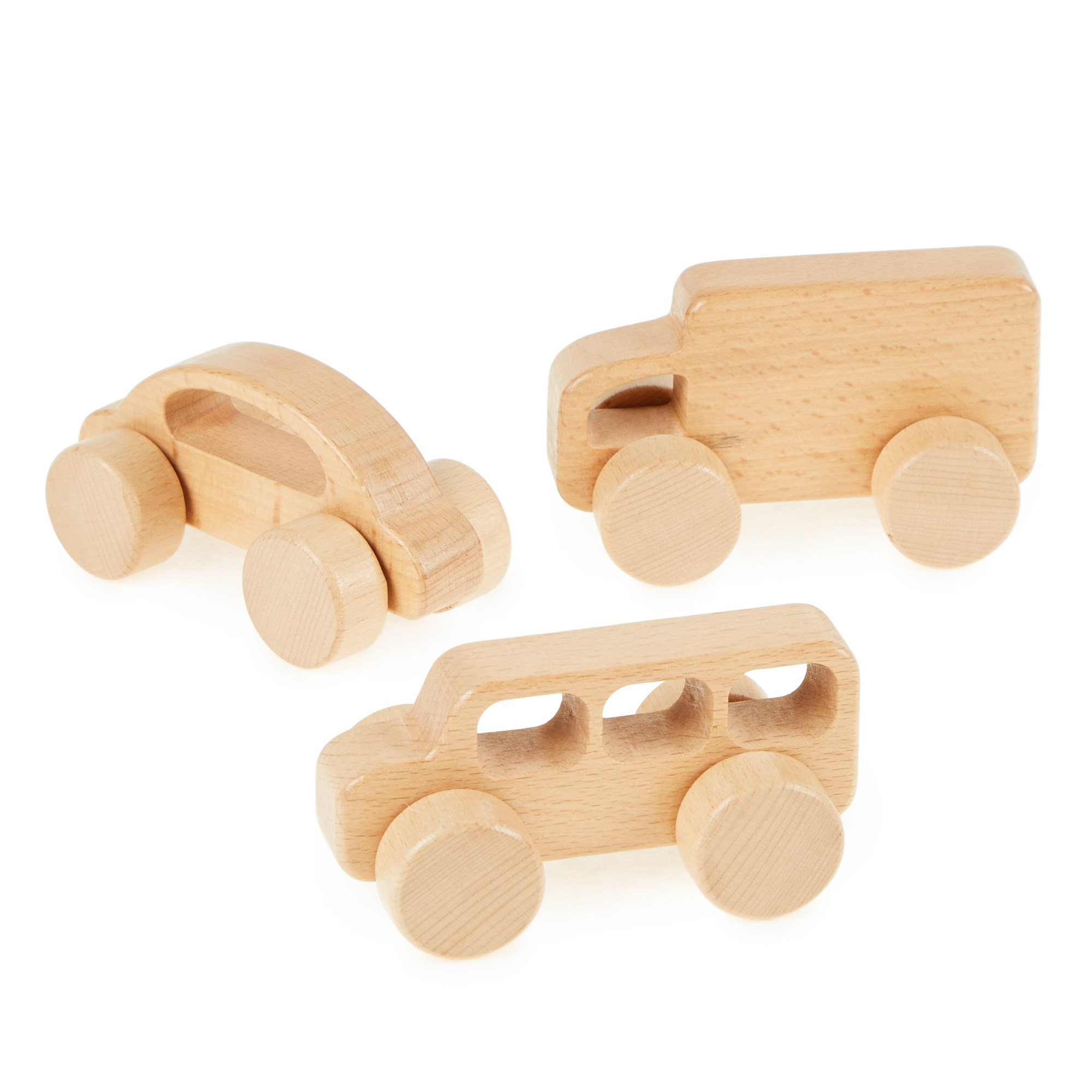 Vehicles (Pack of 3)