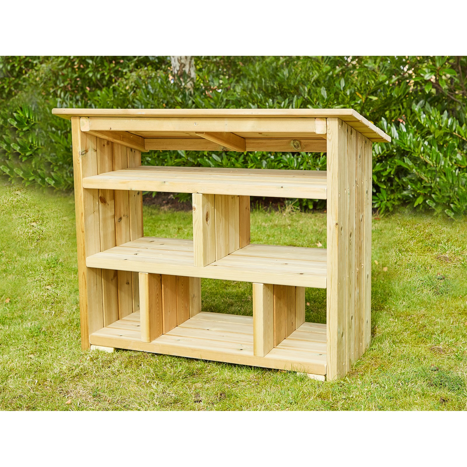 Wooden Dolls House from Hope Education