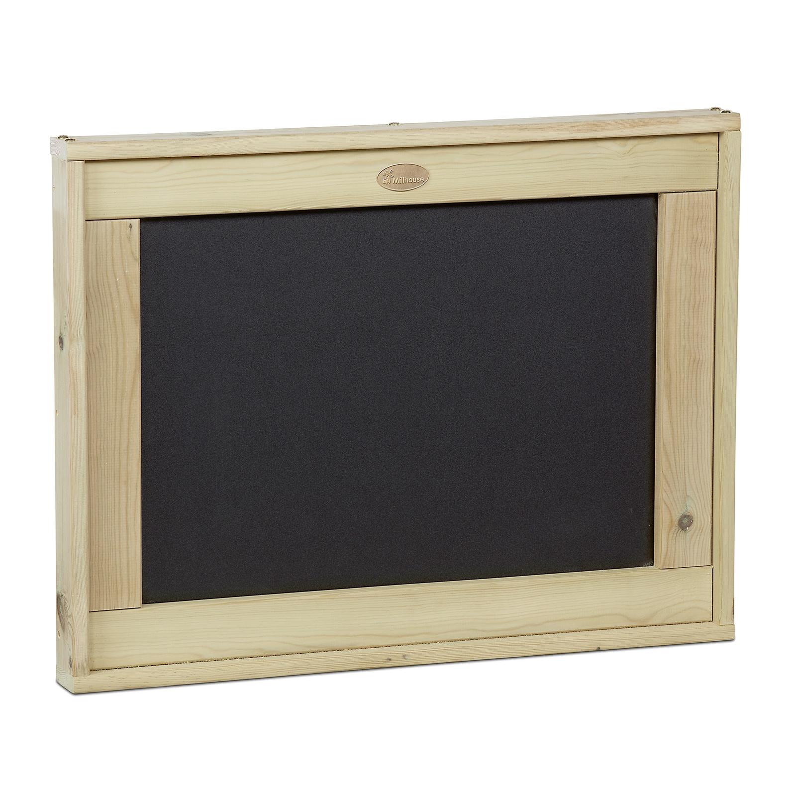Outdoor Wall Mounted Panel Chalkboard