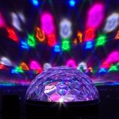 Disco Light Speaker