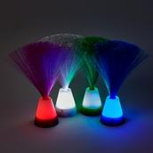 Fibre Optic Lamps - Pack 4