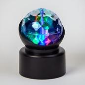 Rotating Projector Ball