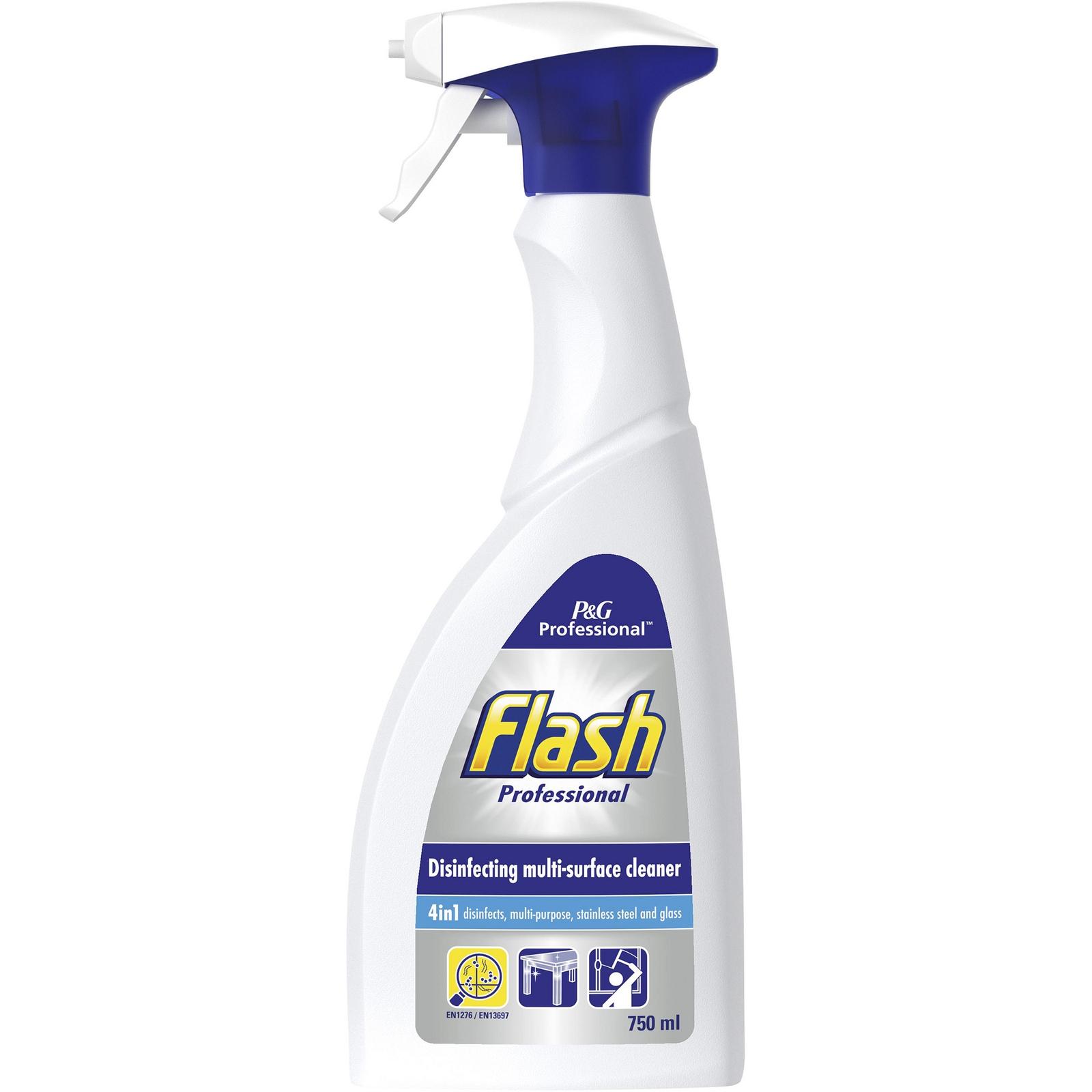 Flash Disinfecting Multi Surface Spray