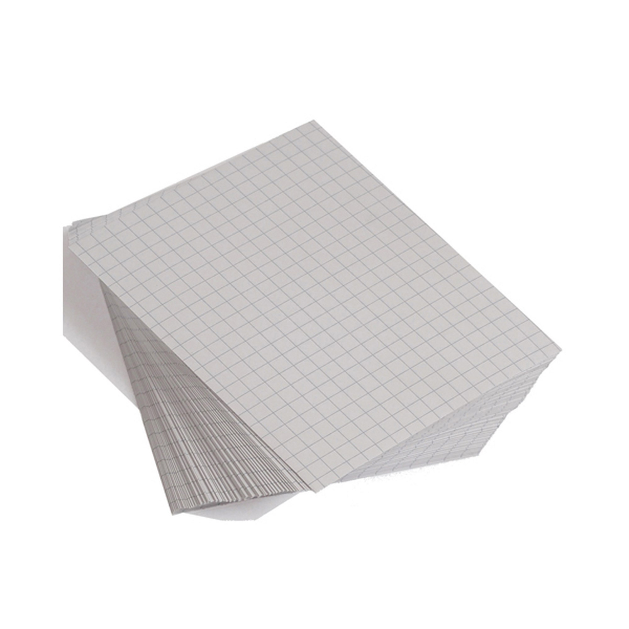 9x7 Exercise Paper Unpunched 10mm Squared