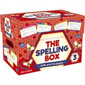 The Spelling Box: Year 3