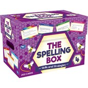 The Spelling Box: Year 4