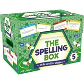 The Spelling Box: Year 5