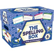 The Spelling Box: Year 6