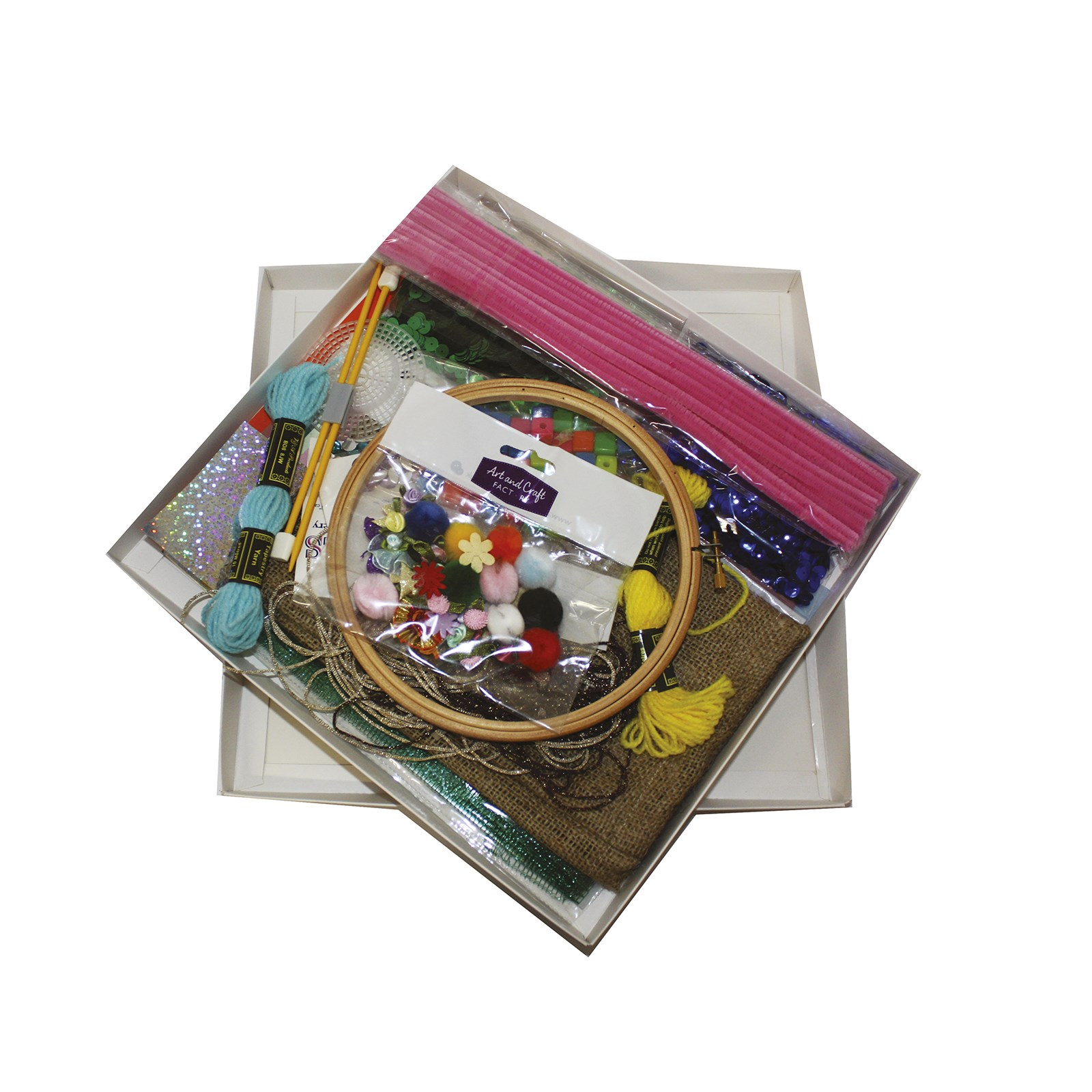 Home Learning Craft Kit