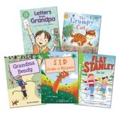 Hope Parent Packs – Green Banded Readers