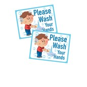Wash Your Hands Wallboards