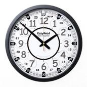 EasyRead 12/24 Hour Playground Clock