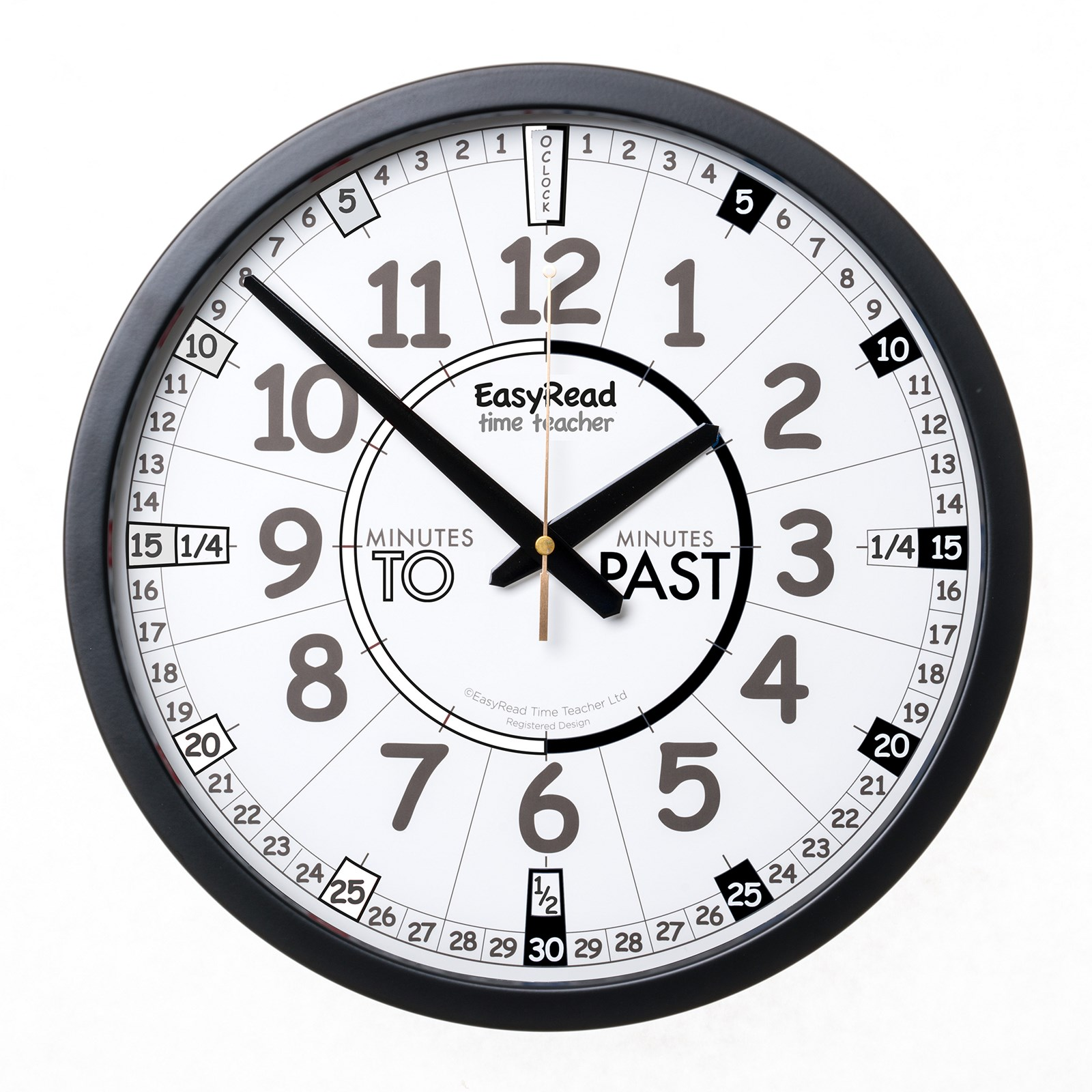 EasyRead Past and To Playgroundl Clock