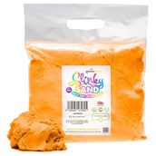 Slinky Sand (orange) - 2.5kg Bag