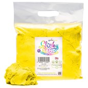Slinky Sand (yellow) - 2.5kg Bag