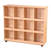 Easy Maxi Mobile Book Storage Unit