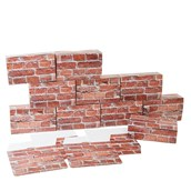 Budget Builders Bricks from Hope Education - Pack of 30