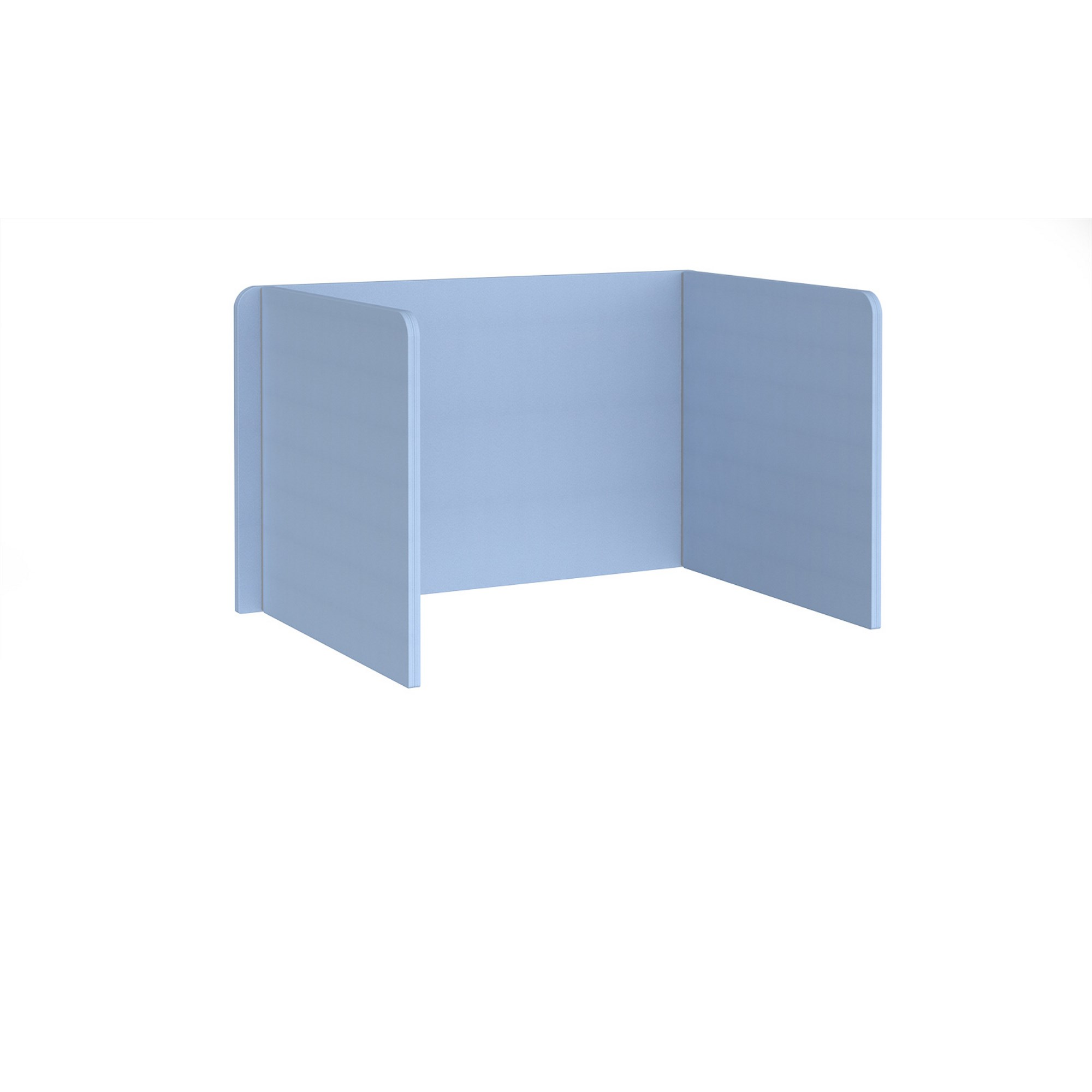 Fabric 3-sided High Screens 1185