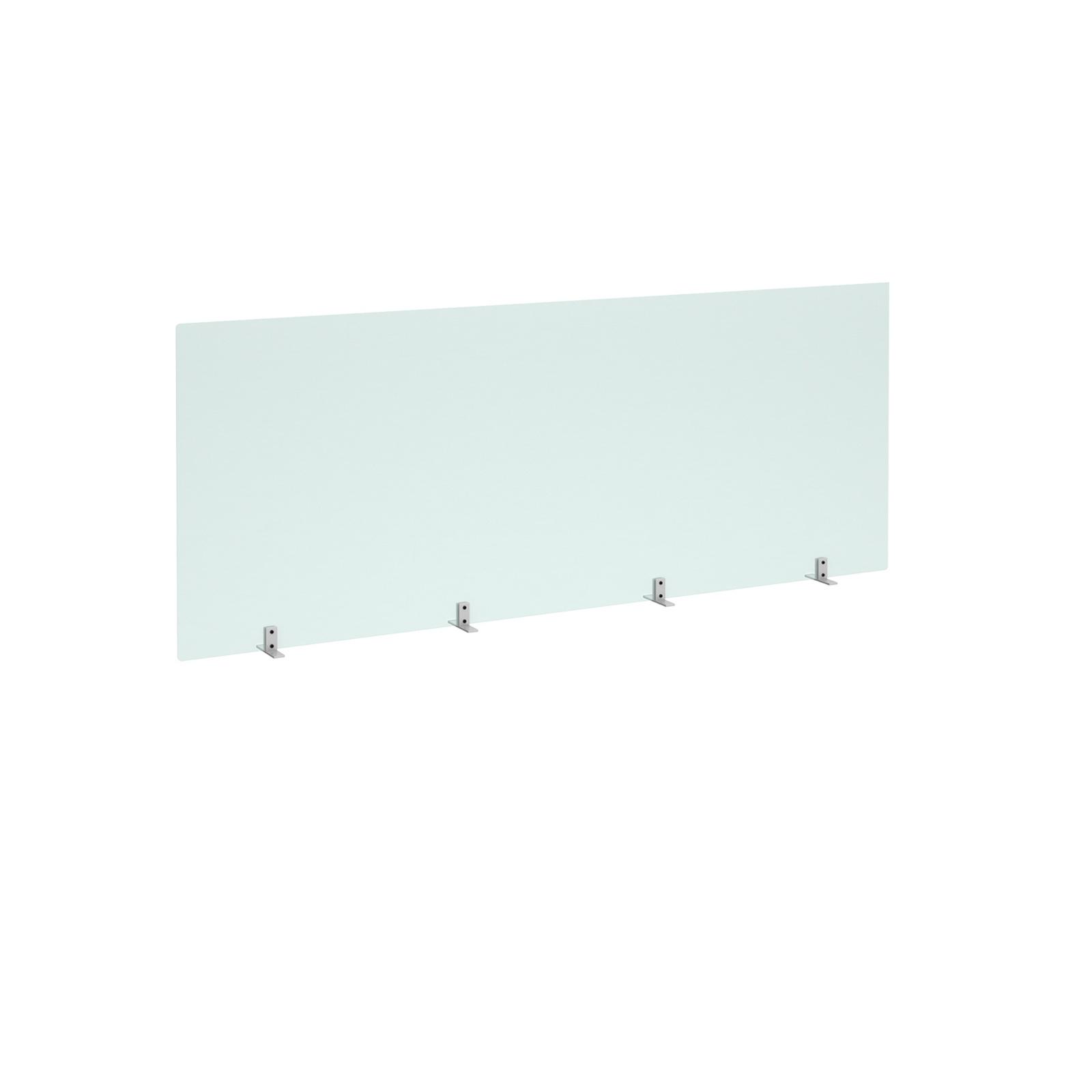 Acrylic Free Standing High Screen 1800