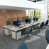 Acrylic Desk Mounted Screen