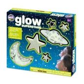 Pack Of 200 Glow In Dark Stars