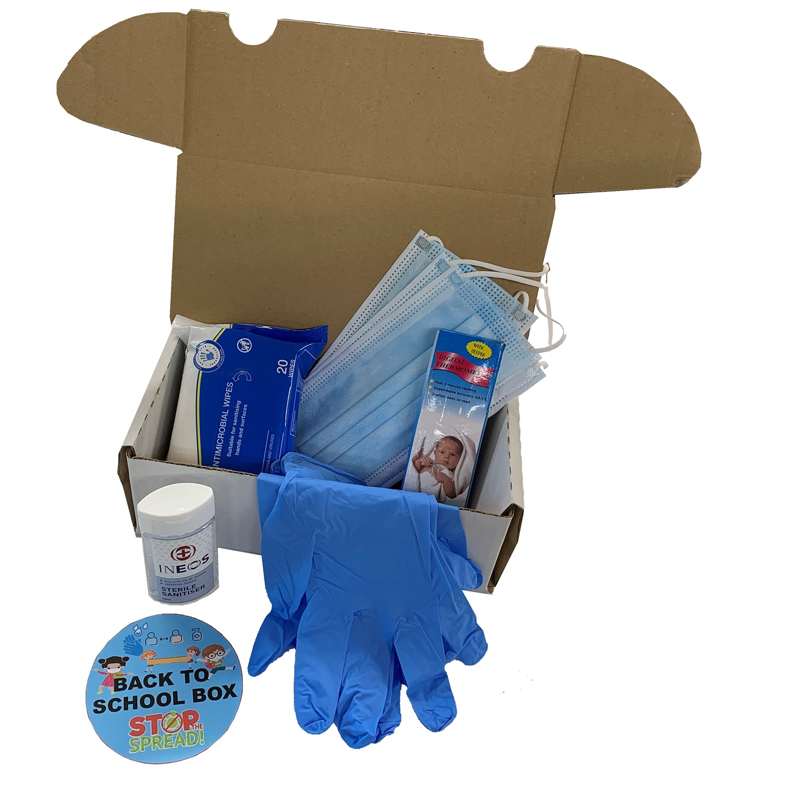 Ppe Kit - Back To School
